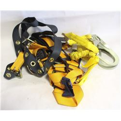 SALA PROSTOP FULL BODY SHOCK ABSORBING LANYARD