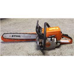 STIHL MS230 CHAIN SAW.