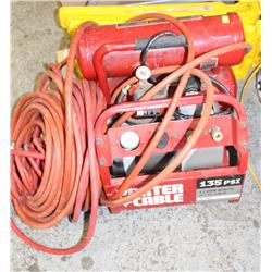 PORTERCABLE COMPRESSOR WITH HOSES