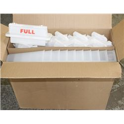 CASE OF 10 NEW SHARP SAFETY SHARPS CONTAINERS