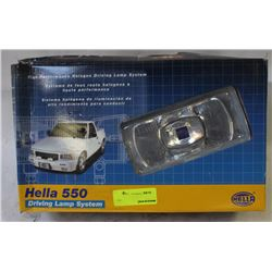 NEW HELLA 550 DRIVING LAMP