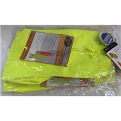GROUP OF 2 HI-VIS RIP STOP BIB PANTS PIONEER