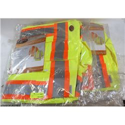 GROUP OF 2 HI-VIS RIP STOP PIONEER