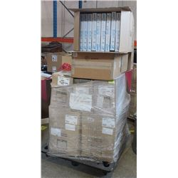 FULL PALLET OF ASSORTED AEROSTAR AIRFILTER