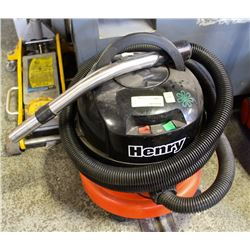 HENRY NUMATIC COMMERCIAL SHOP VAC