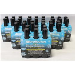 CASE OF MOTO MASTER GASOLINE ANTI-FREEZE