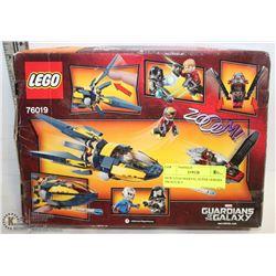 NEW LEGO MARVEL SUPER HEROES 196 PCS SET