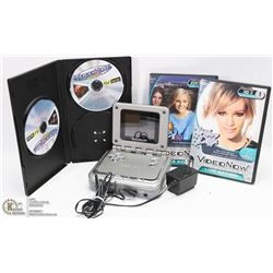 VIDEO NOW INTERACTIVE VIDEO SYSTEM WITH GAMES.