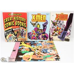 ESTATE BOOKS ABOUT COMIC BOOKS