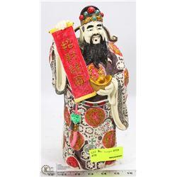 CONFUCIUS CHINESE ORNAMENT