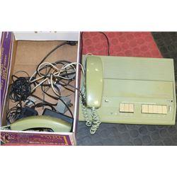 VINTAGE ELECTRONIC SECRETARY