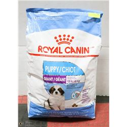 ROYAL CANIN PUPPY FOOD 30LBS. EXP 2019