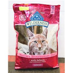 BLUE WILDERNESS ADULT CAT FOOD 11LBS EXP JULY 2019