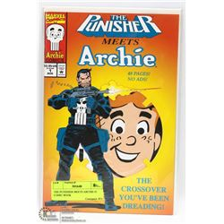 THE PUNISHER MEETS ARCHIE #1 COMIC BOOK