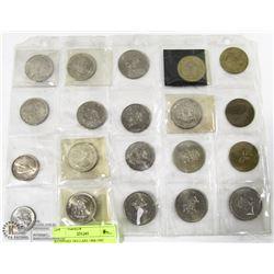 KLONDIKE DOLLARS 1968-1985