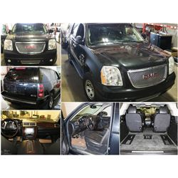 FEATURED ITEM: UNRESERVED 2013 GMC YUKON DENALI