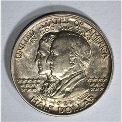 1921 ALABAMA COMMEM HALF DOLLAR, CH BU