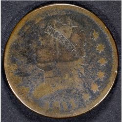 1811/10 LARGE CENT S-286 GOOD