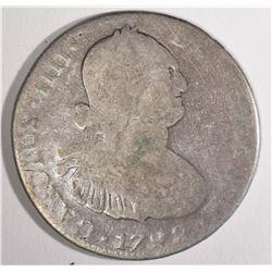 1792 MEXICO 4 REALES