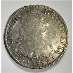 1799 MEXICO 8 REALES
