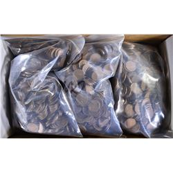 3000 MIXED DATE CIRC LINCOLN WHEAT CENTS