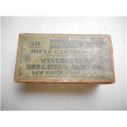 WINCHESTER NO. 38 LONG RF AMMO