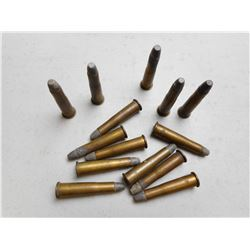 VINTAGE WINCHESTER 38-56 W.C.F. AMMO