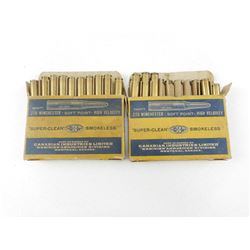 DOMINION 270 WIN AMMO & BRASS