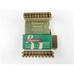 REMINGTON 222 AMMO