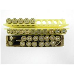 ASSORTED 30-30 AMMO