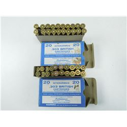 INTERARMCO 303 BRITISH AMMO