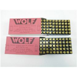 WOLF 40 S&W RELOADS