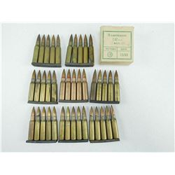 ASSORTED 7.62MM NATO AMMO
