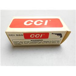 CCI SMALL PISTOL MAGNUM PRIMERS