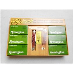 REMINGTON 22 LR GIFT PACK