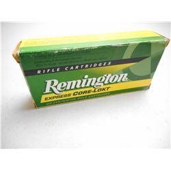 REMINGTON 350 REM MAG AMMO