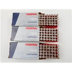 FEDERAL CLASSIC 38 SPL +P AMMO