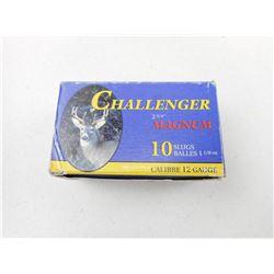 "CHALLENGER 12 GA 2 3/4"" AMMO"