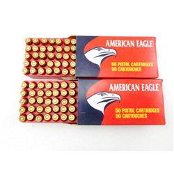 AMERICAN EAGLE 380 AUTO AMMO