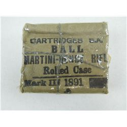 MARTINI HENRY RIFLE AMMO