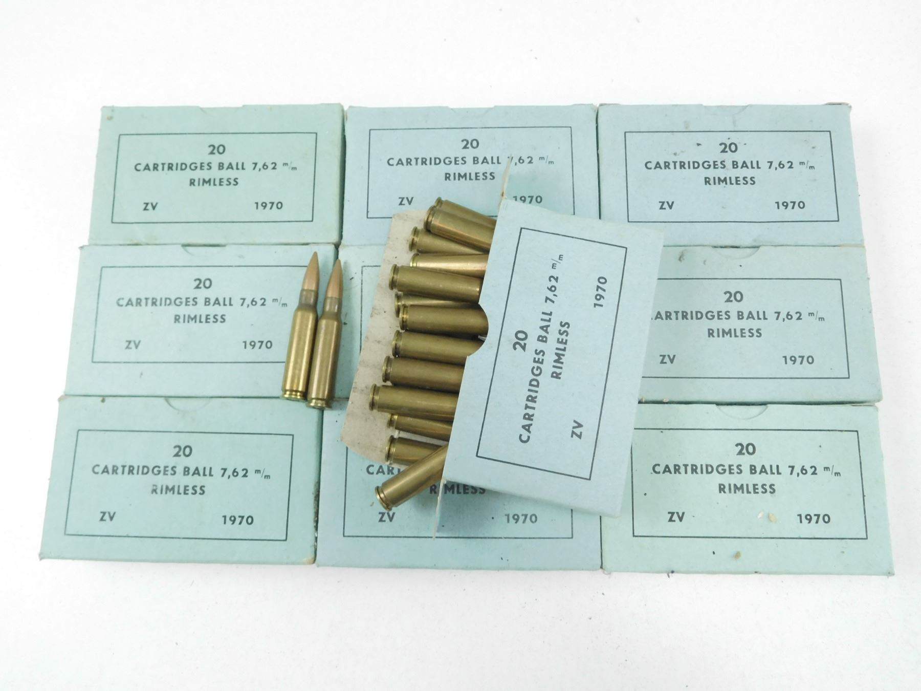 7 62 MM (308) SURPLUS AMMO