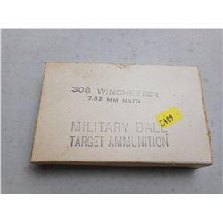 MILITARY SURPLUS 7.62MM NATO (308 WIN) AMMO