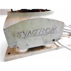 SYNTRON VIBRATORY PARTS FEEDER