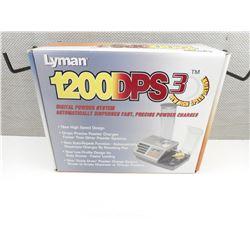 LYMAN DIGITAL POWDER SYSTEM