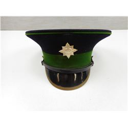 BRITISH ARMY IRISH GUARD OFFICERS CAP