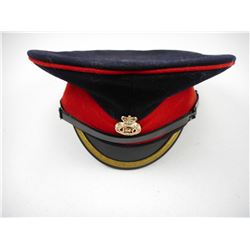 BRITISH ARMY BLUES & ROYALS OFFICERS CAP