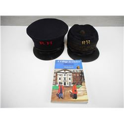 ROYAL HOSPITAL CHELSEA CAPS (CHELSEA PENSIONER'S)