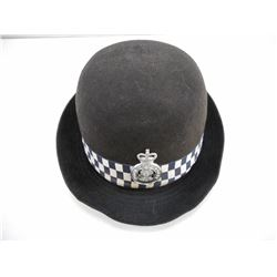 "BRITISH NORTH WALES POLICE ""BOWLER HAT"""