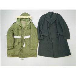 MILITARY WINTER COATS