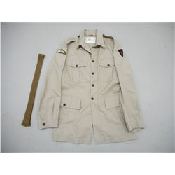 SUMMER KHAKI NO 6 DRESS UNIFORM